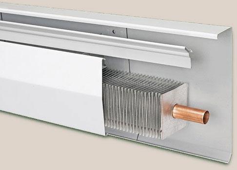 Natural Gas Baseboard Heating Systems